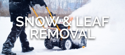 snow removal picture with words and link to portfolio